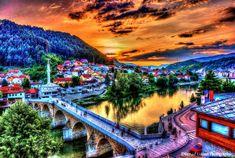 Konjic - Cuprija - Old bridge - Konjic BiH  foto Dženad Džino: https://500px.com/photo/165368745/konjic-cuprija-by-dženad-džino See Translation