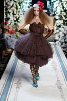 See the Lanvin Hearts H&M Haute Couture Runway Show Fashion Wear, High Fashion, Strapless Dress, Prom Dresses, Ballet, Fashion Articles, Lanvin, Couture Dresses, Evening Gowns