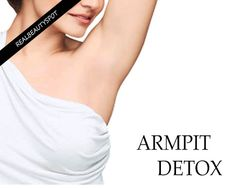 How to detox your Armpits