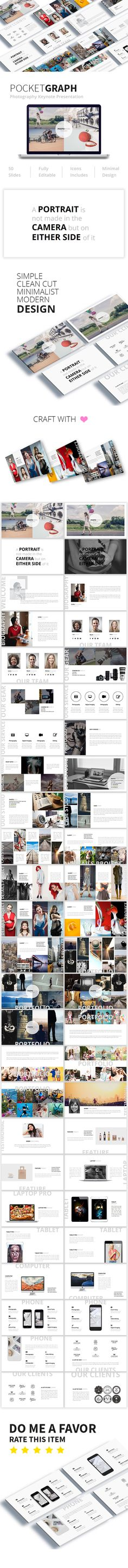 Pocketgraph Photography Keynote Presentation