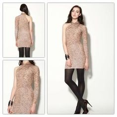 Torn by Ronny Kobo Dresses & Skirts - Torn by Ronny Kobo Layla One Shoulder Dress