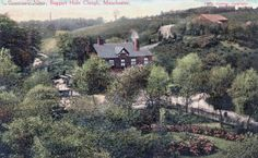 Boggart Hole Clough 1910, Blackley, Manchester Manchester, Vacations, Places, Holidays, Vacation, Lugares, Tourism