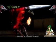 Ninja Gaiden 3 Razo´r Edge begegnung mit Regent of the Mask / Theodore Higgins Ninja Gaiden, Fire Emblem, Darth Vader, Games, Concert, Plays, Recital, Concerts, Gaming