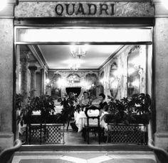 Gran Caffé Ristorante Quadri, Venice