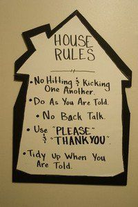 pretty reasonable rules