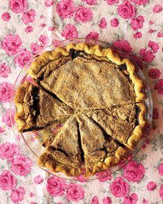 Shoofly Pie Martha Stewart Everyday Food