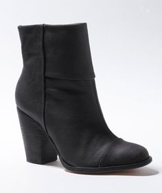Leather Ankle Boot: FOOTWEAR | Free Shipping at L.L.Bean