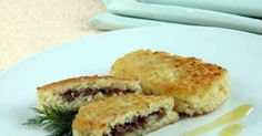 Рецепт Зразы рисовые Мясо, Еда
