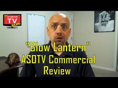http://youtu.be/U3odyJaMMtg - Shane from the As Seen On TV blog reviews a commercial for Telebrands Blow Lantern!  #asseenontv #video #review #reviews #asotv