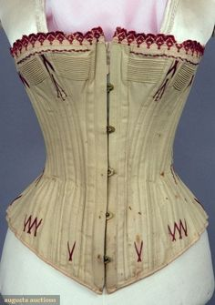 1880's corset construction by teainateacup.wordpress.com