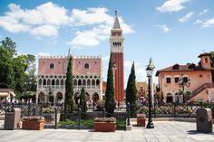 Venice at Epcot - Orlando, Florida
