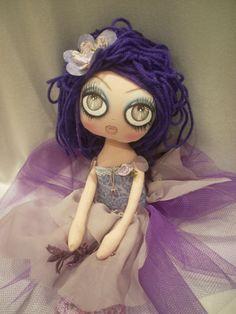 Lavendar Cupcake by Lesley Jane Dolls