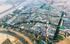 Las Ciudades Más Ecológicas Del Mundo.Masdar City, Abu Dhabi.  Lo interesante de esta ciudad es que aún no existe como tal, sino que se trata de un proyecto.  Será (o se espera que sea) la ciudad más ecológica del mundo, pues contará con la producción energía casi total proveniente del sol.