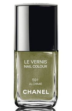 CHANEL LE VERNIS NAIL COLOUR available at #Nordstrom  Just bought Chanel Elixir, beautiful color!