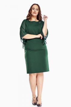 Peplum Dress, Dresses For Work, Model, Fashion, Moda, Fashion Styles, Scale Model, Fashion Illustrations