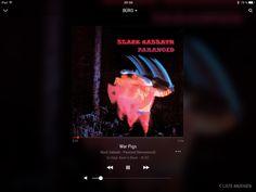"""Auf @Sonos läuft gerade """"War Pigs"""" von Black Sabbath #NowPlaying"""