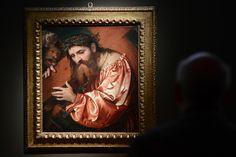 "June 6, 2012: ""Christie's New York to offer superb 16th century masterpiece by Girolamo Romanino"" ... Addio, Girolamo!"