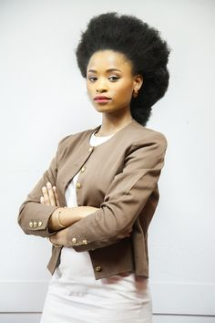Her name is Nomalanga Sibisi. She's here to claim what's hers by any means necessary. Watch as she shakes things up tonight on Rhythm City on eTV at sharp. By Any Means Necessary, Big Hair, Afro, Natural Hair Styles, Actresses, City, Descendants, Black, Instagram