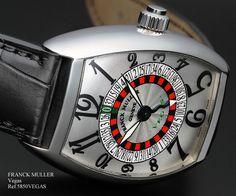 Spinner: Franck Muller - Vegas
