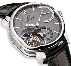 Montres 2007 Greubel Forsey - Tourbillon 24 Secondes Incliné - Photos de montres