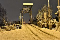 Hogebrug Overschie Rotterdam, Netherlands, Holland, Dutch, Country Roads, Outdoor, The Nederlands, The Nederlands, Outdoors