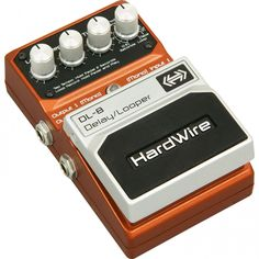 DigiTech HardWire DL-8 Stereo Delay-Looper