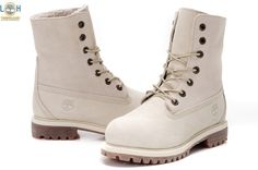 Timberland Boots with Heels for Women | timberland women timberland women s teddy fleece fold white boots