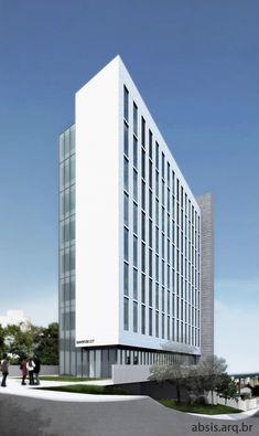 Edifício Comercial Rua Boaventura - Ábsis Arquitetos
