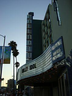 Billy Idol Live at Hollywood Palladium