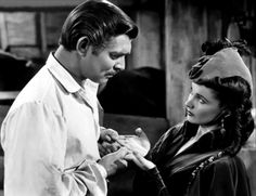 Scarlett and Rhett   (Clark Gable was my 1st cousin, twice removed...really!)