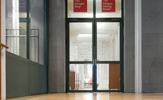 Fireframes Clearfloor System Fire Rated Safety Rated Glass Flooring Architecture