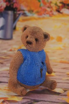 Ben By Alice Bears - Bear Pile