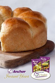 Bread Recipes, Cooking Recipes, Savoury Recipes, Instant Yeast, Net, Bread Rolls, Cookie Desserts, Bread Baking, Cake Cookies