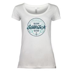 Saltrock Brixham T-Shirt - White 926e866c1