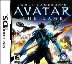 Avatar the video game for Nintendo DS