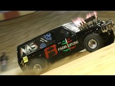 Hillclimb V8 Liwa 2015 Up to 3600hp! - YouTube