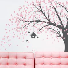 Pink Wall Decals honeycomb pattern | honeycomb pattern, honeycombs and wall decals