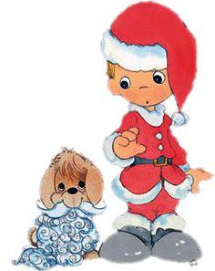 Preciosos Momentos Navidad