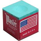 12 PIECES OF GREEN MASTER POOL CUE TIP BILLIARD CHALK IN ORIGINAL BOX - NEW - http://awesomeauctions.net/bar-games/12-pieces-of-green-master-pool-cue-tip-billiard-chalk-in-original-box-new/