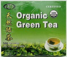 Organic Green Tea: Amazon.com: Grocery & Gourmet Food