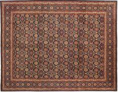Tabriz 50 Raj 306x390 - CarpetVista