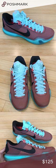 cheap for discount 45cb4 3970f NIKE Kobe 10 X sneakers, Easter. Men s 10. Men s Nike Kobe X 10