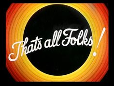 That's all folks!!!