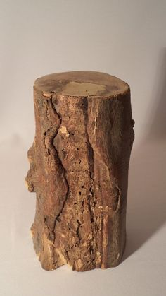 Natural Wood Decor, Wood Home Decor, Craft Stick Crafts, Wood Crafts, Country Farmhouse Decor, Primitive Country, Wood Stumps, Wood Tree, Weathered Wood