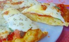 Torti pizza