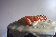 petiscosemiminhos: Bolo de pêssego/ Peach cake