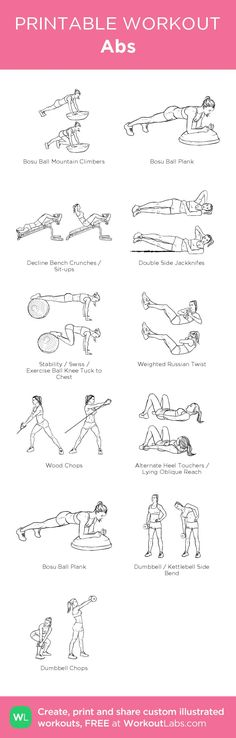 Work that core.....