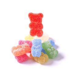 Proteínové gumové medvedíky