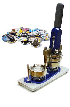 Button Maker | Button Machine | Button Press