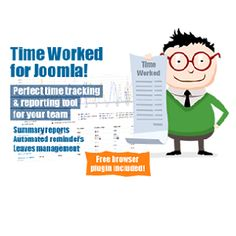 Time Worked for Joomla! CMS is a perfect component for reporting and tracking hours worked. This is a handy tool for employees . Used Tools, Cool Tools, Leaf Man, Chrome Web, Extensions, Real Life, Templates, Stencils, Vorlage